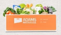 Ekspresskassen - Adams Matkasse