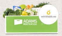 Sunn og lett-kassen - Adams Matkasse